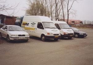 1995 - Rozvoj aktivit