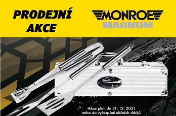 Prodejní akce Monroe Q4 2021