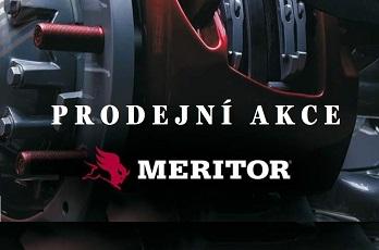 Prodejní akce MERITOR