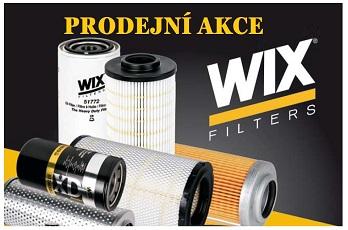 Prodejní akce WIX