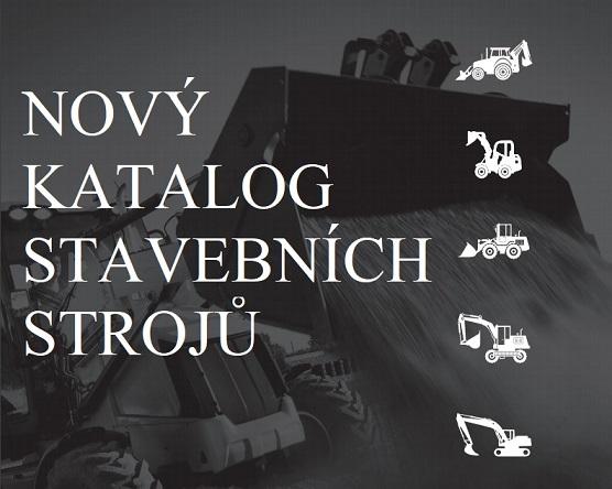 Katalog dílů pro stavební stroje je zde!